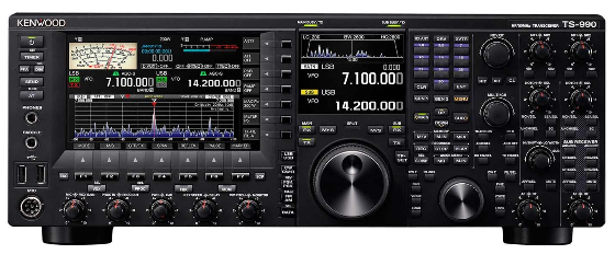 無線機のTS990