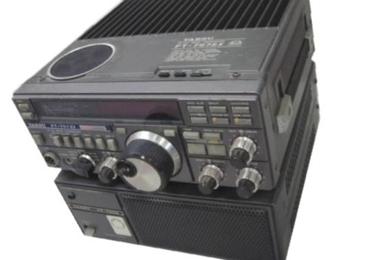 取扱い中の受信機