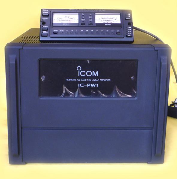 IC-PW1のフロント面