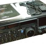 憧れのリグ、FTDX9000について