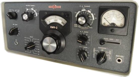 KMW-2の全体部