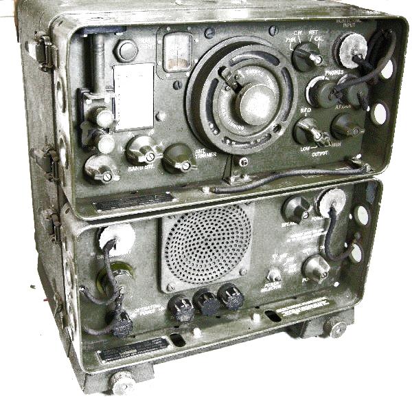 受信機の画像